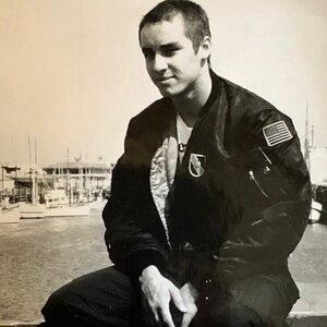 Chuck Leek circa 1988. SD W.A.R. Skins