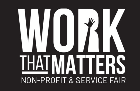 Work That Matters: Nonprofit and Service Fair