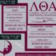 Lambda Theta Alpha Latin Sorority, Incoporated- Delta Phi Chapter Informational