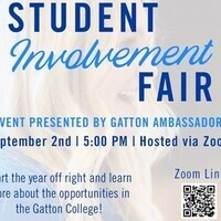 Gatton Student Involvement Fair