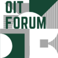 Office of Information Technology Virtual Forum