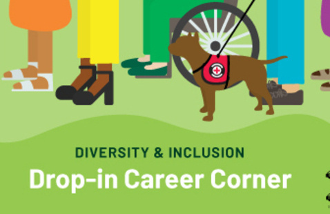 Diversity & Inclusion Drop-In Career Corner