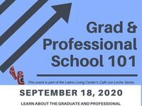 Graduate and Professional School 101!