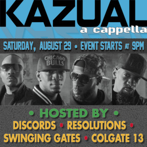 An A Cappell-ing Night ft. Kazual