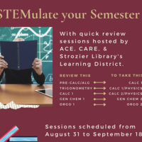 STEMulate Your Studies Review: Organic Chemistry 1 & 2
