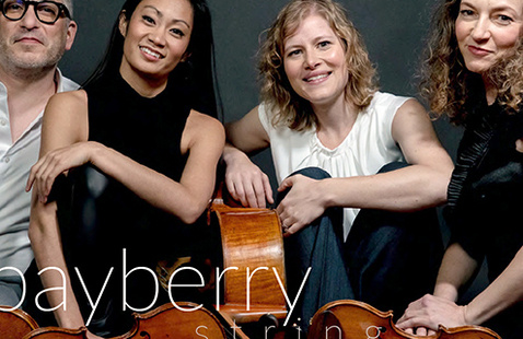 Chamber Music Series with Bayberry String Quartet
