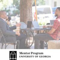 UGA Mentor Program: Virtual Mentee Orientation