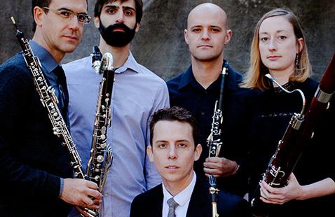 Chamber Music Series with Splinter Reeds Quintet