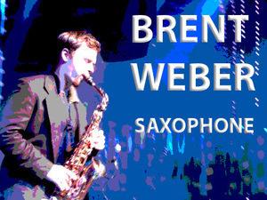 Brent Weber, saxophone