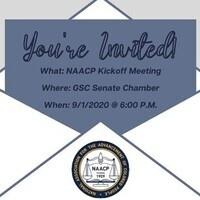 NAACP Kickoff Meeting