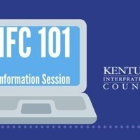IFC 101: Information Session  (Cancelled)