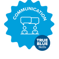 True Blue Skill - Communication