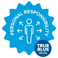 True Blue Skill - Personal Responsibility