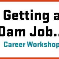 Getting a Dam Job: Winning Resumes & Cover Letters