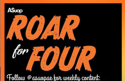 Roar for 4-Weekly Playlist