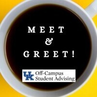 Meet & Greet with Off-Campus Student Advising