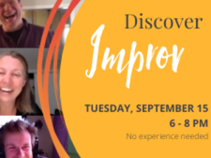 Discover Improv Theater