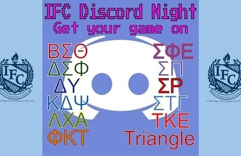 IFC Discord Game Night