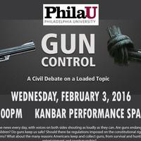 Gun Control: A Civil Debate on a Loaded Topic
