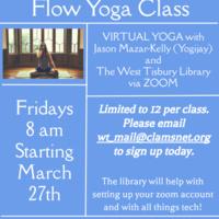 Online Kripalu Flow Yoga Class