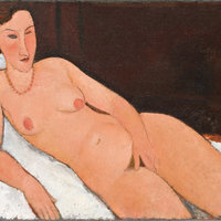 Student Object Talk: Lola Chalmers-Dibbell on Modigliani's ''Nude with Coral Necklace''