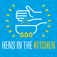 Hens in the Kitchen