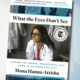 """What the Eyes Don't See"": A Conversation with Dr. Mona Hanna-Attisha"