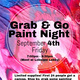 Grab and Go Paint Night