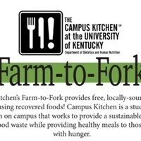 12-12:30 Farm to Fork Meal Pick Up