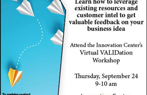 Virtual VALIDation Workshop