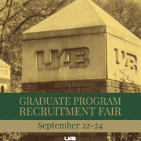Fall 2020 Graduate Program Recruitment Fair