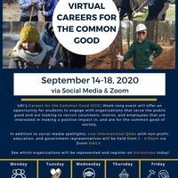 VIRTUAL CAREERS FOR THE COMMON  GOOD