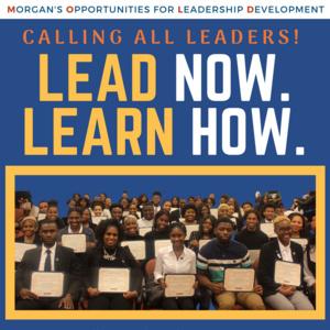 2020 Morgan Opportunities for Leadership Development (M.O.L.D.)