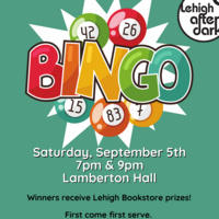 Bingo Night | Lehigh After Dark