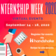 Internships 101: Internship Week 2020