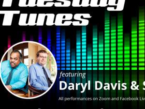 Tuesday Tunes at Five: Daryl Davis & Seth Kibel