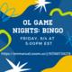 OL Game Nights: Bingo