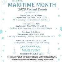 Maritime Month: Item of the Week