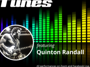 Tuesday Tunes: Quinton Randall