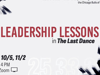Leadership Lessons in The Last Dance: Part 3