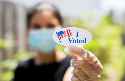 Kids Vote: An Election Day Storytime