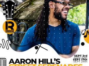 Remington Live: Aaron Hill