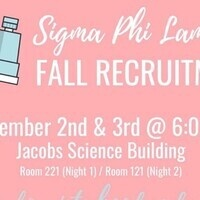 Sigma Phi Lambda Recruitment