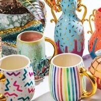 Phi Siggma Rho Ceramics Painting