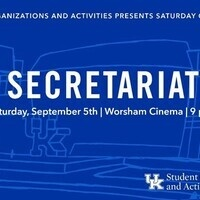 Labor Stay 2020: SOA Saturday Cinema Series: Secretariat