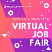 Fall Semester Virtual Job Fair