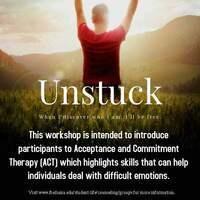 Unstuck Workshop Flier