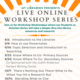 UT Libraries is providing a weekly online workshop series for students.