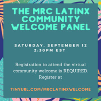 Latinx Virtual Welcome Panel