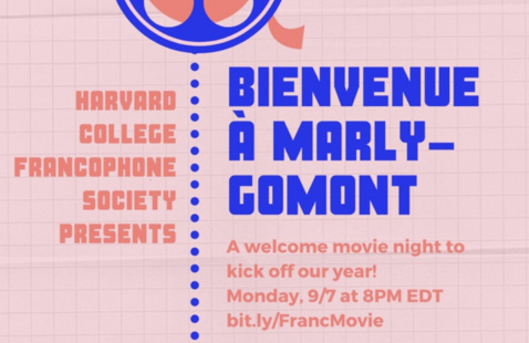 Harvard College Francophone Society